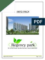 Aarcity, Regency Park Sector-16C Greater Noida West – 9811237690