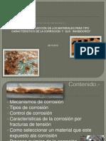 1. Corrosion