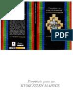 Propuesta Para Un Kvme Felen Mapuche