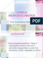 Zonele Biopedoclimatice - Ix