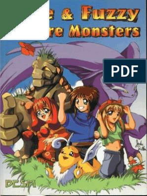 BESM - Cute and Fuzzy Seizure Monsters | Pokémon | Leisure