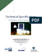 THRIVE Mini Home Lighting System TS 11 2012 Rev00 MC