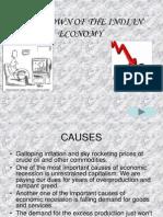 Slowdown of the Indian Economy