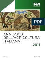 Annuario Agricoltura Italiana 2011