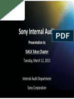 prezentacija Sony
