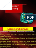 Oncology Nursing Stud