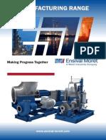 Manufacturing Range en-2012