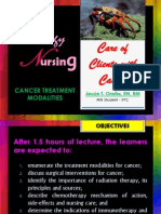 8 - Cancer - Management