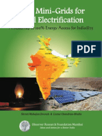 ORF Solar Mini Grids for Rural Electrification 2013