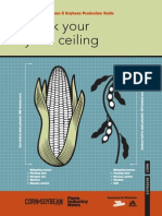 Break Your Yield Ceiling of Maize and Soybean