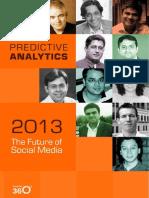 The Future of Social Media 2013