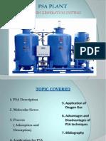 Molecular Sieve for PSA Plant
