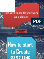 Keys to Handle Your Work as a planner engineer