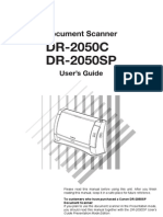 Dr2050c Dr2050sp User Manual