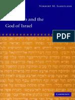 1- Samuelson - Revrevalationelation and the God of Israel