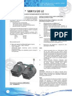 AquaClean - Catalog AquaCLEAN Statii Epurare Ape Uzate Menajere SBR 13-20 LE