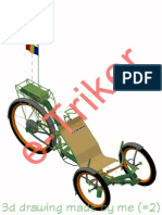 Trike With Electric Motor BionX