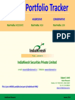 Daljeet Kohli Model Portfolio