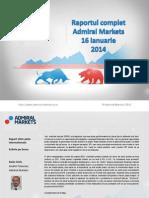Raportul Complet Admiral Markets 16 Ian 2014
