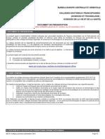 BECO 2014 Colleges Doctoraux Presentation
