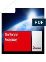 The World of Rosenbauer