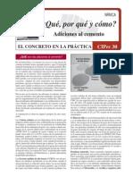 CIP 30 - Adiciones al cemento.pdf