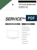 SAMSUNG LCD Service Manual Internal] _ ES15U | Electrostatic