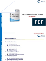 Advance Accounting eBook - Part 9