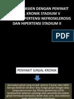 Seorang Pasien Dengan Penyakit Ginjal Kronik Stadium V