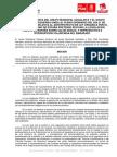 Moción de IU-PSOE contra la Reforma de la Ley del Aborto