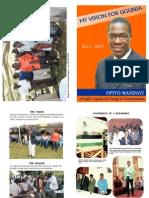 Ugunja Constituency Manifesto