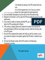 Qnbn Pr Tips