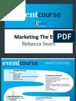 Nov Dip - Marketing the Event