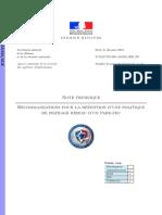 NP Politique Pare Feu NoteTech