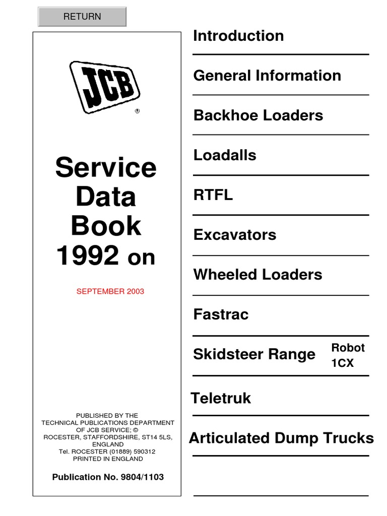 data book valve transmission mechanics rh scribd com JCB Backhoe JCB 3CX Backhoe Loader