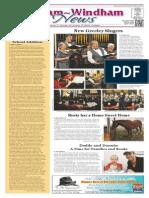 Pelham~Windham News 1-17-2014