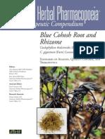 Ahp-blue_cohosh Textbook of Botanical Macroscopy