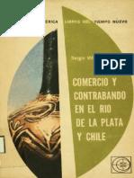 Comercio y Contrabando en El Rio de La Plata y Chile