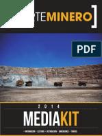 Media KIT Revista Norte Minero 2014