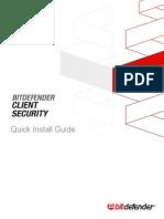 BitDefender ClientSecurity QuickInstall En