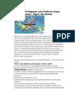 Peta Jalur Perdagangan Yang Dilakukan Bangsa Portugis