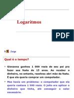 1 ANO - Logaritmos - 2007