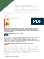 lecturas 2009-2010