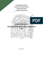 FINAL [2.0] Plano de Negocios - Takao Solucoes Em Eficiencia Energetica LTDA.