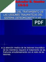 Lesiones Del Sistema Osteomioarticular