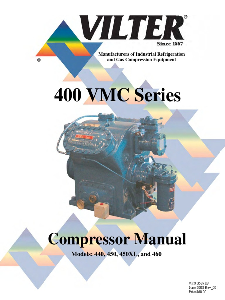 35391b reva valve relay rh scribd com vilter 450xl compressor manual vilter 448 compressor manual