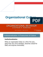 11 -Organization Culture organisational behaviour