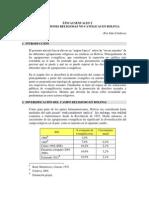 Eticas sexuales y agrupaciones religiosas no católicas en Bolivia CDD