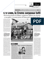 La Cronaca 21.09.2009