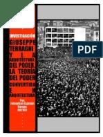 Investigación Fascismo Arquitectura